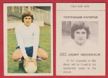 Tottenham Hotspur Jimmy Neighbour